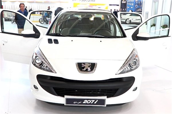 نگاهی به محصولات جدید ایران خودرو در نمایشگاه خودرو تهران ۹۷