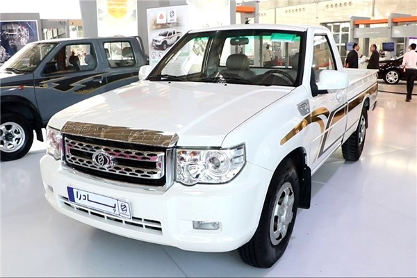 نگاهی به غرفه زامیاد و محصولات جدید در نمایشگاه خودرو تهران ۹۷